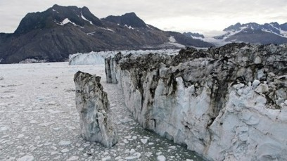 #Alaska's glaciers are now losing 75 billion tons of ice every year #climate #melting | Messenger for mother Earth | Scoop.it