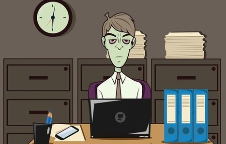 Beware! Is a 9-to-5 Schedule Turning Employees Into Zombies? | small business | Scoop.it