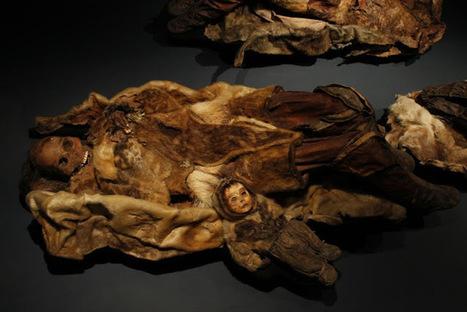 Arctic tomb preserves oldest known Inuit dress | Histoire et Archéologie | Scoop.it