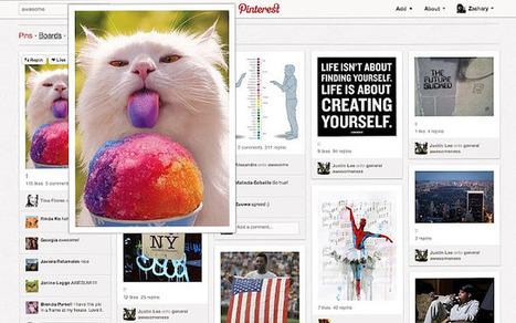 7 extensions chrome pour mieux utiliser Pinterest | Le Top des Applications Web et Logiciels Gratuits | Scoop.it