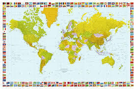 World Languages Map | Social Media Localization | Scoop.it