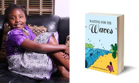 Com 7 anos de idade ela entrou na lista dos melhores escritores infantis do mundo | Edutenimento | Scoop.it