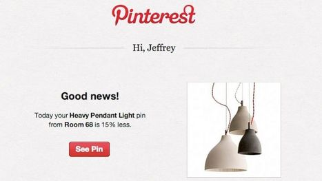 Pinterest Now Helps You Save Money | NYC | Scoop.it