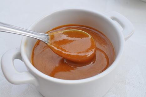 Caramel au beurre salé | A table ! | Scoop.it