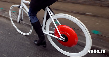 These Guys From MIT Just Reinvented The Bicycle Wheel | omnia mea mecum fero | Scoop.it
