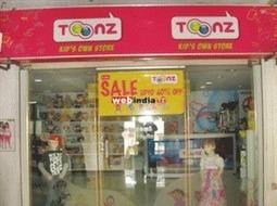 Toonz Retail eyes kidswear Business in Smaller towns | Franchise Mart | FranchiseMart | Scoop.it