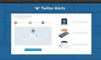 Twitter Alerts : nouvel outil de gestion de crise | Quatrième lieu | Scoop.it