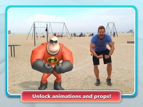 'Disney Infinity' Leaves the Console and Goes Mobile with Apps | branded entertainment | Scoop.it