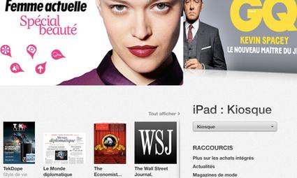Presse: les revenus de la pub numérique en hausse | E-Transformation des médias (TV, Radio, Presse...) | Scoop.it