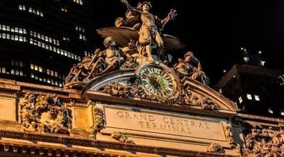 6 fatos interessantes sobre o Grand Central Terminal | Nova York | Scoop.it