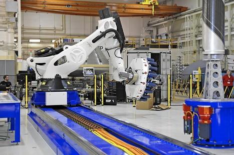 ISAAC robotic system gets ready to work at NASA Langley - Daily Press | Heron | Scoop.it