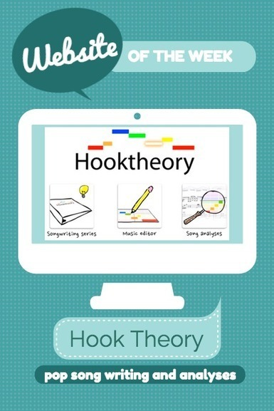 Website of the Week: Hook Theory | Midnight Music | ArtsEducation | Scoop.it