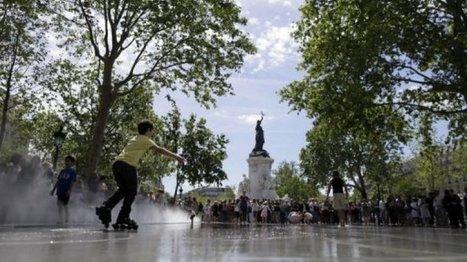 Paris: rénovée, la place de la République est rendue aux piétons - FRANCE 24 | Paris | Scoop.it