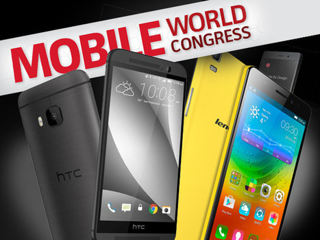 Best New Android & Windows Smartphones at MWC 2015 | Android Stuff For You | Scoop.it