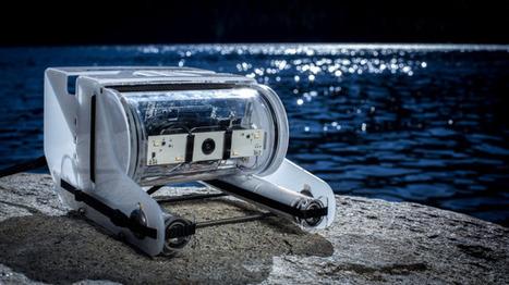 Citizen Explorers, Meet Your New Submersible | WIRED | Heron | Scoop.it