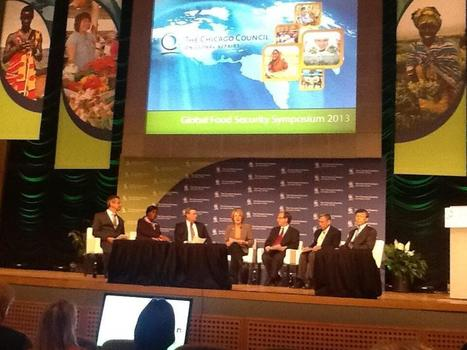 Twitter / MPULEinstitute: .@GlobalAgDev Panel discussion: ... | Food Security and Nutrition | Scoop.it