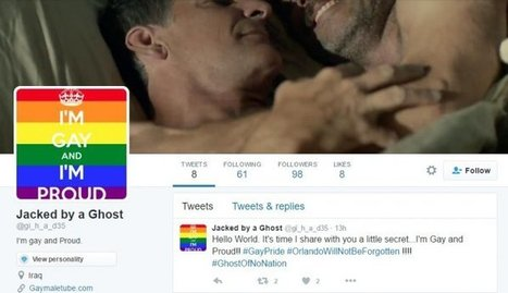 ISIS Twitter accounts have been hijacked with gay porn | PHMC Press | Scoop.it