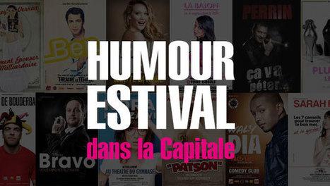 Humour estival dans la Capitale - Le blog Youhumour ! | Concours d'humour | Scoop.it