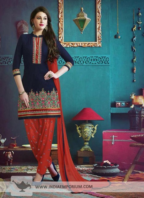Patiala Salwar Suits: Hot or Not? | I don't do fashion, I am fashion | Scoop.it