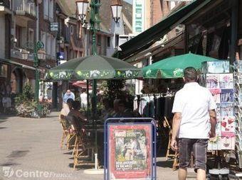 Une intiative de l'association de commerçants du centre-ville de Gien - La République du Centre | Le commerce de centre-ville & marchés | Scoop.it