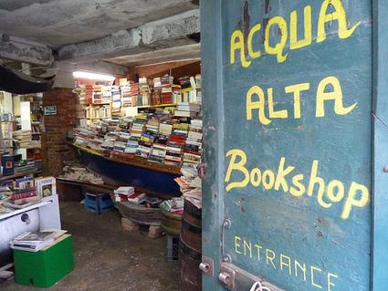 La Biennale de Venise se change en tribune pour sauver les librairies | Venice Biennale | Scoop.it