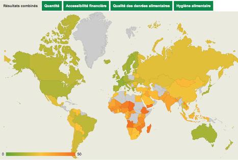 [Infographie interactive] Carte sur la situation alimentaire dans le monde | Oxfam International | EADR-SI | Scoop.it