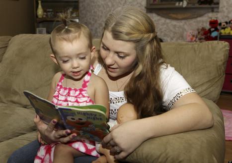 Schools Failing To Support Pregnant Teens, Study Says | prgrams that help teen parents graduate | Scoop.it
