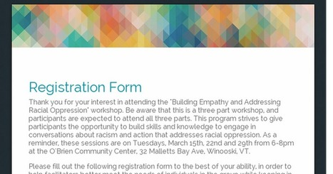 """""""Building Empathy and Addressing Racial Oppression"""" workshop.   Teaching Empathy   Scoop.it"""