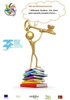DESAFIO (MÊS INTERNACIONAL DAS BIBLIOTECAS ESCOLARES) | Magia da leitura | Scoop.it