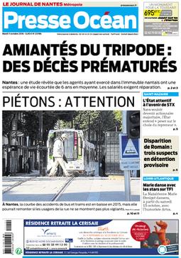 Nantes. Le piéton percuté par un tram est dans le coma | L'actu des tramways | Scoop.it