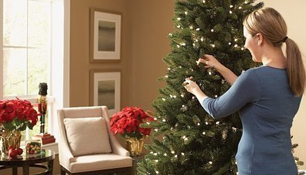 Artificial Christmas Tree: A Look On Apt Choices For You To Buy | Pretty Ur Party | Scoop.it
