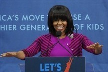 Michelle Obama Expands Program That Gives All Students Free Meals | Around the World | Scoop.it