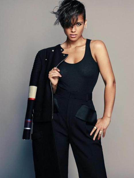 The Confidences Of Alicia Keys In Five Styles With Le Figaro Madame | Fashion | Scoop.it
