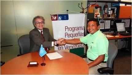 Uruyen,en el Parque Nacional Canaima recibe apoyo del PNUD, a traves del PPD,programa de pequeñas donaciones para desarollar el Ecoturismo. | Turismo Responsable | Scoop.it