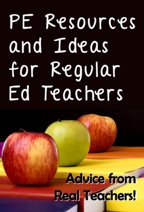 Corkboard Connections: PE Resources and Ideas for Regular Ed ... | Classroom Management | Scoop.it