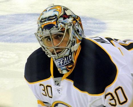 Blues better off with Ryan Miller - The Hockey Daily | Everything Hockey | Scoop.it