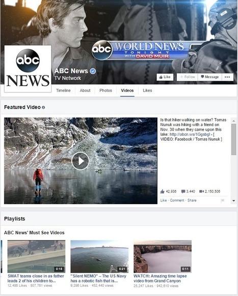 La bataille entre Facebook et YouTube s'amplifie | social networking | Scoop.it