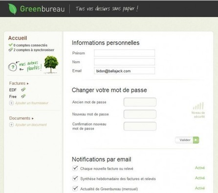 Centraliser toutes ses factures sur un seul site, Greenbureau | Ca m'interpelle... | Scoop.it