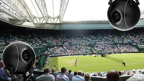Camera Corps robotic cameras systems to televise the action at Wimbledon | ATEM Controller | Scoop.it