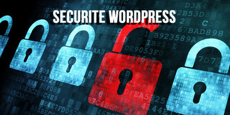 11 rappels de Sécurité pour WordPress | Toulouse networks | Scoop.it