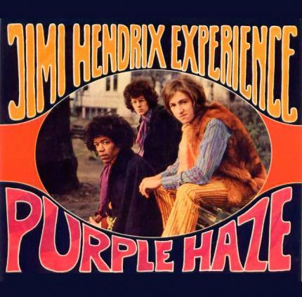 Purple Haze - Jimi Hendrix ( 1967) (Moustique.be) | Just Rocknroll | Scoop.it