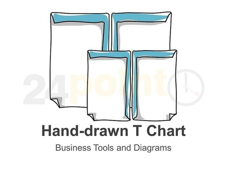 T Chart - Hand-drawn PowerPoint Diagrams | PowerPoint Presentation Tools and Resources | Scoop.it
