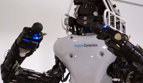 Darpa Robotics Challenge busca al mejor robot de rescate del mundo | Creatividad en la Escuela | Scoop.it