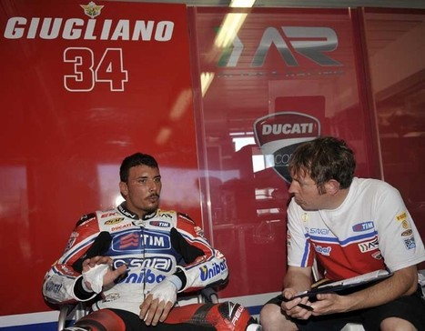 Official: Giugliano @ Ducati WSBK Team | Ducati news | Scoop.it