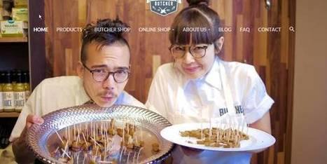 Une boucherie 100% végétarienne ouvre ses portes aux États-Unis - La Libre | Alimentation21 | Scoop.it