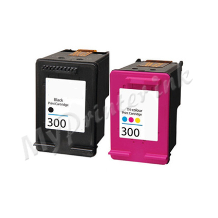 HP Remanufactured 300XL (Black+Tri-Colour) Multipack Ink | MyPrinteInk -Cheap Remanufactured InkJet Cartridge Store | Scoop.it
