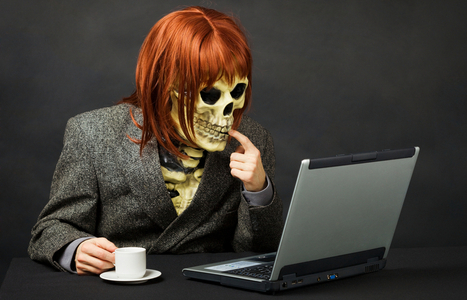What Should We Do with the Online Undead? | leapmind | Scoop.it
