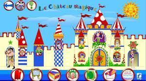 Le Château magique | FLE enfants | Scoop.it