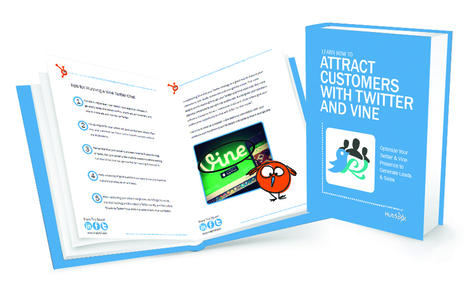 Attract Customers with Twitter & Vine | How to Ebook | Les Livres Blancs d'un webmaster éditorial | Scoop.it