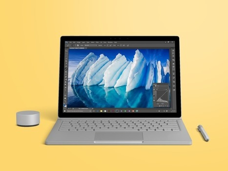 Surface Studio is Microsoft's draw-on desktop for creatives | Keeping up with Ed Tech | Scoop.it